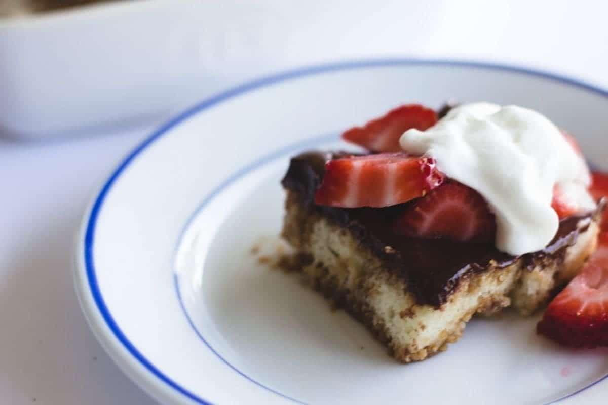 Mochachinno Cake