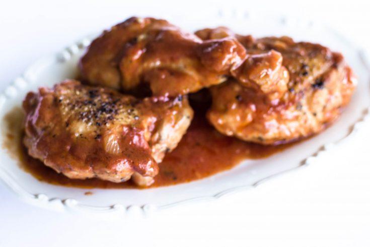 Chicken Cayenne