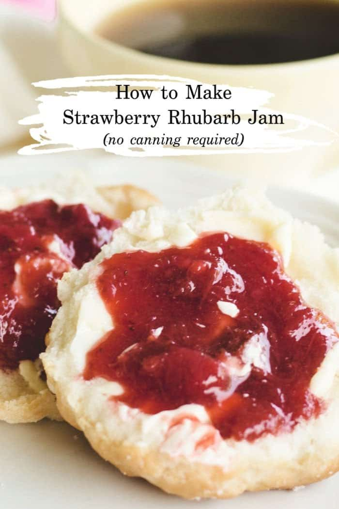 How to Make Strawberry Rhubarb Jam