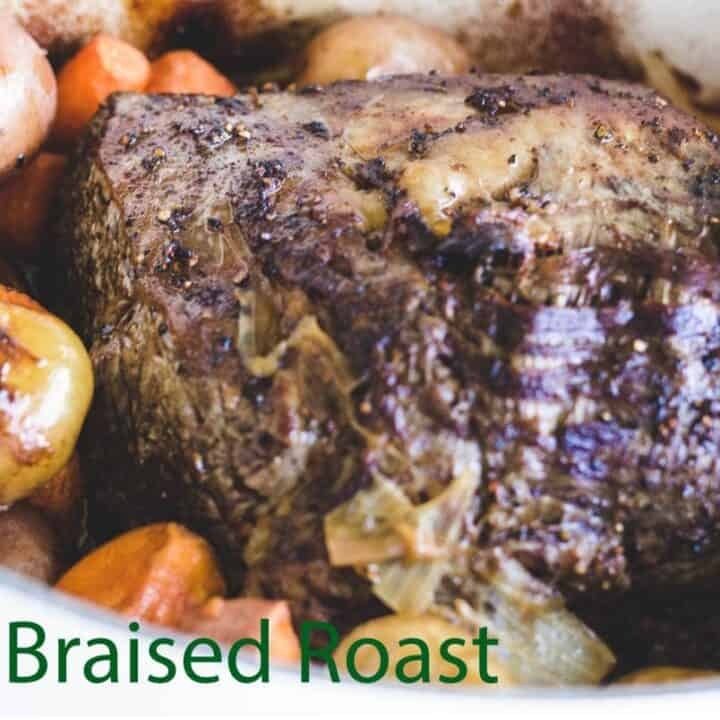 Braised Roast in Dutch Oven